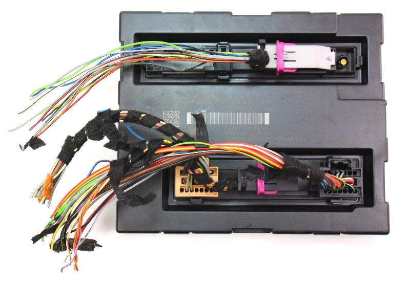Audi A4 Ccm Wiring Diagram : Ccm bcm comfort body module audi a b genuine