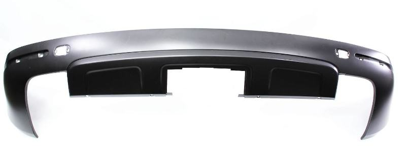 New Nos Rear Bumper Spoiler Lip Valence 06 10 Vw Touareg