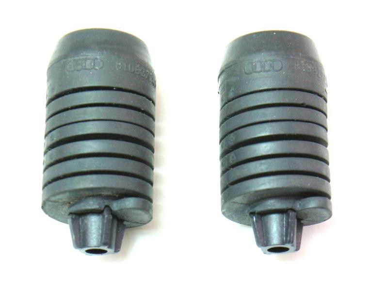 Trunk Rubber  Bump Stop Adjuster Pads 09-16 Audi A4 S4 B8 Genuine - 8T0 827 249