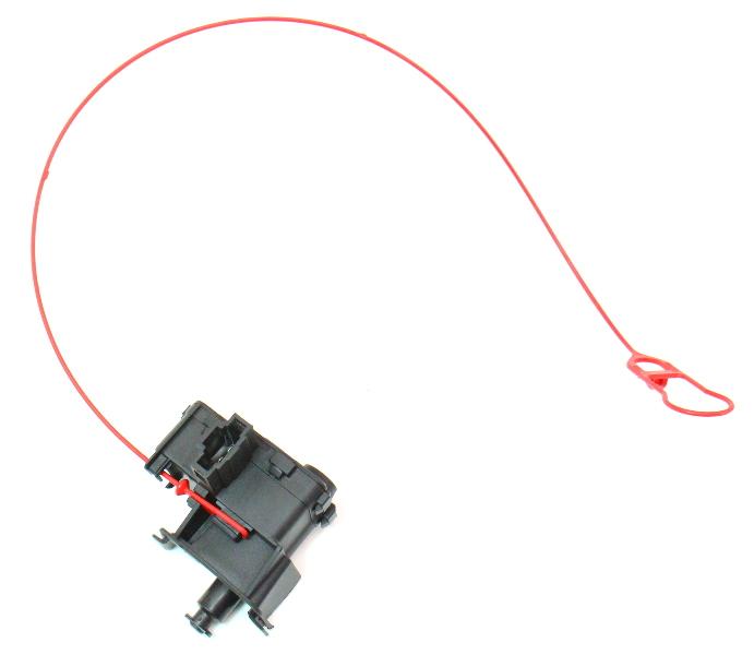 Fuel Door Release Actuator 09 16 Audi A4 S4 B8 Genuine