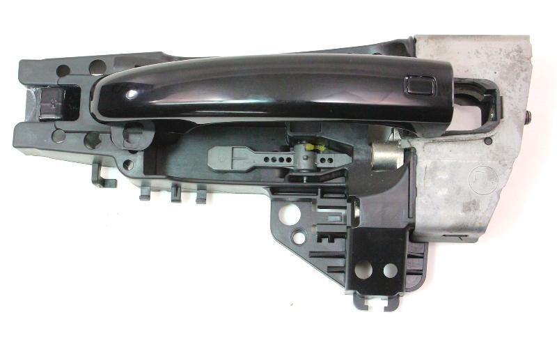 Lh Front Exterior Door Handle 09-12 Audi A4 S4 B8