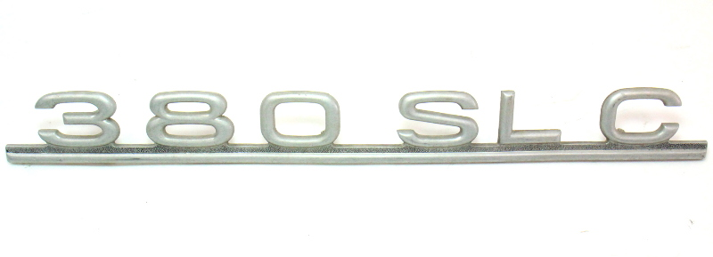 Rear Trunk Deck Lid Badge Emblem Logo Insignia Mercedes