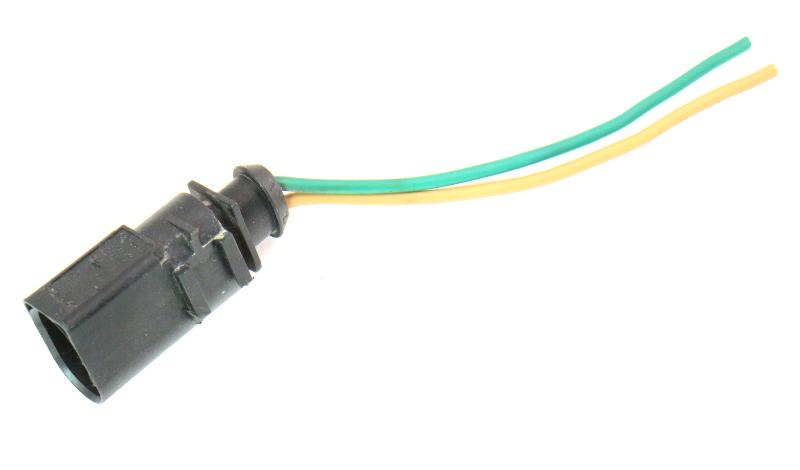 Ac A C Compressor Plug Pigtail 00 05 Vw Jetta Golf Gti Mk4