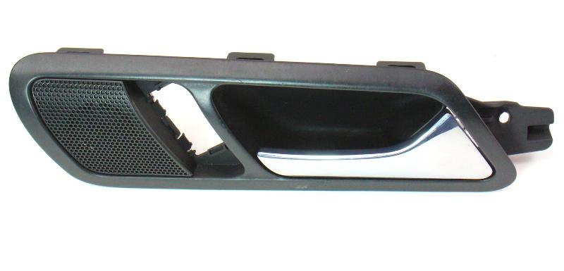 Rh Rear Interior Door Handle Pull Tweeter 06 10 Vw Passat B6 3c4 839 114