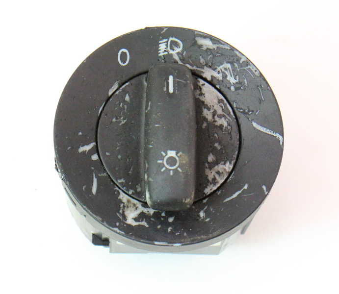 cp042743 headlight switch no fogs 05 10 vw jetta rabbit mk5 passat b6 1k0 941 431 f carparts4sale, inc products  at n-0.co
