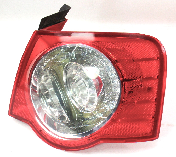 rh outer tail light lamp   vw passat  genuine