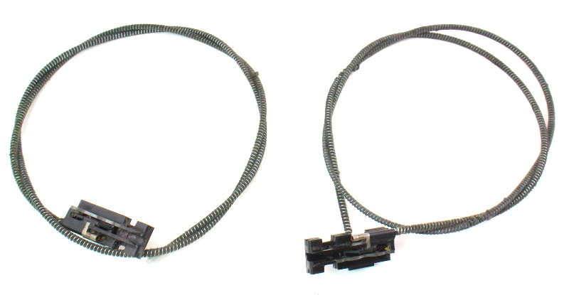 sunroof sun roof track cables 06-10 vw passat b6