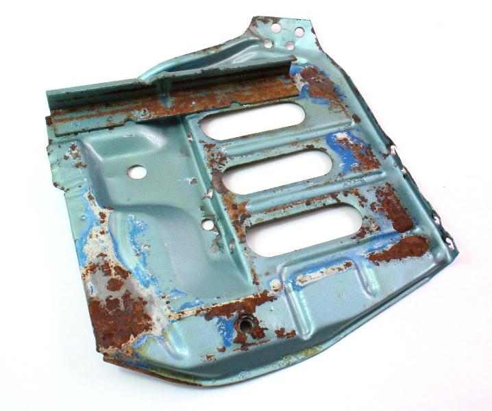 Metal Battery Mount Tray 75 84 Vw Jetta Rabbit Cabriolet