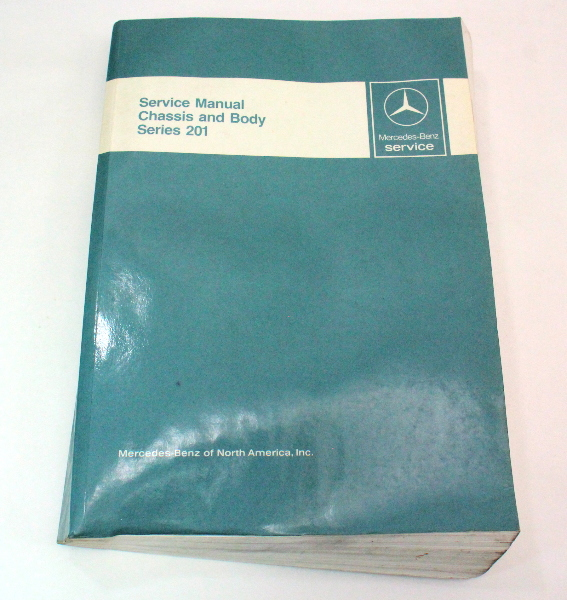 Mercedes Benz Factory Service Manual Chasis And Body