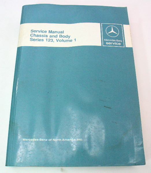 mercedes benz service manual chasis  body series
