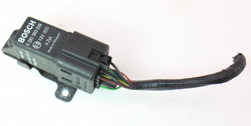 Glow Plug Relay Amp Pigtail 02 05 Vw Jetta Golf Mk4 Beetle 1