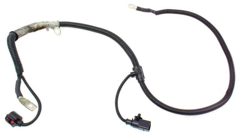 alternator wiring harness 05-08 audi a4 2 0t