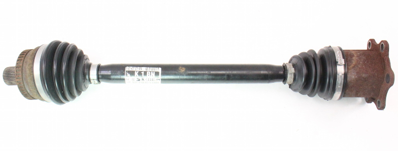 Lh Front Axle Drive Cv Shaft 05 09 Audi A4 B7 Quattro At