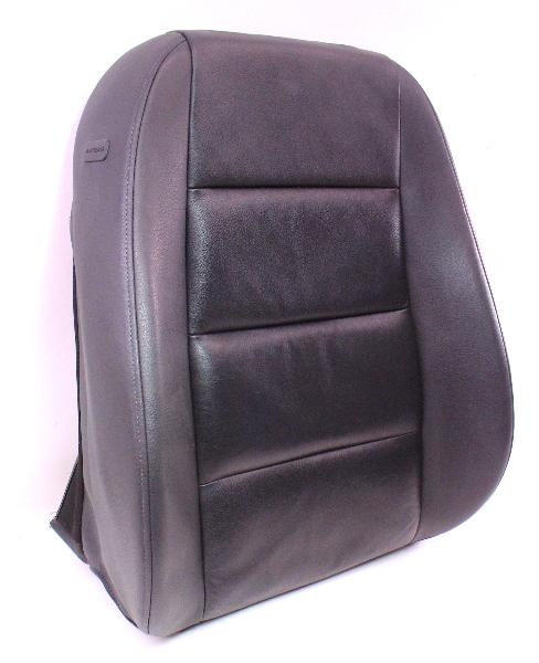 Audi A4 Ultrasport For Sale: RH Front Leather Seat Back Rest Cover & Foam 05-08 Audi A4