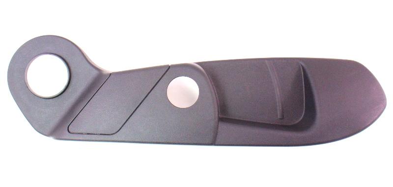 Rh Seat Side Trim Panel 05-08 Audi A4 B7 - Genuine