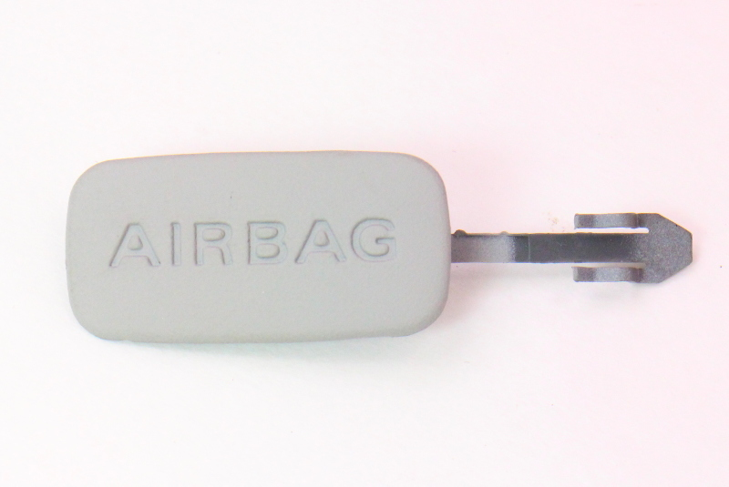 LH A Pillar Airbag Trim Audi A4 B6 B7 - Gray Cover Cap - 8E0 868 171