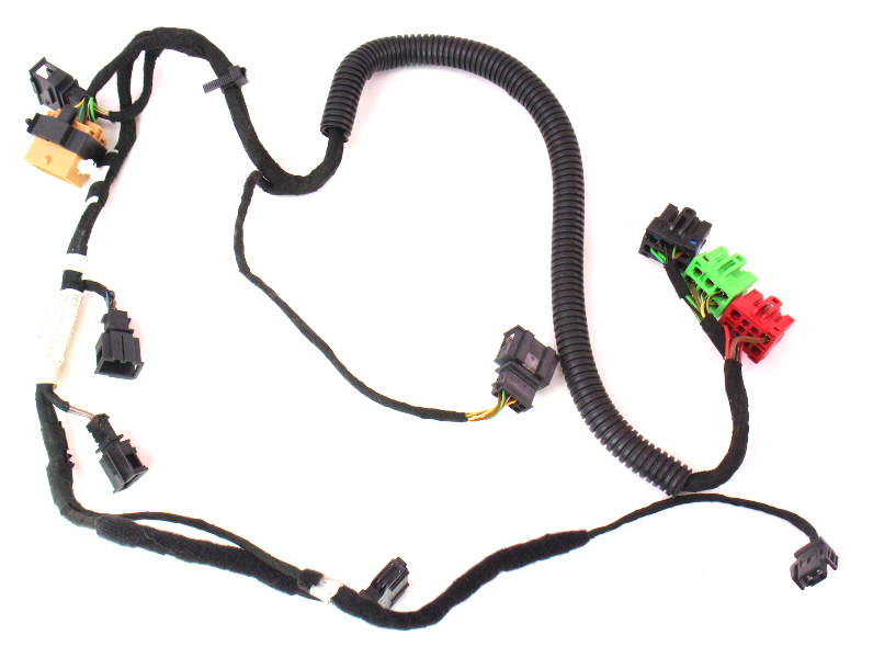 rh front heated seat wiring harness 05 08 audi a4 b7. Black Bedroom Furniture Sets. Home Design Ideas