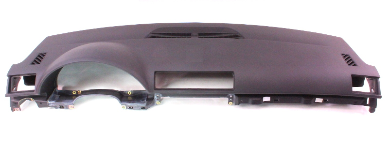 Black Dashboard Dash Board 05 08 Audi A4 S4 B7 Genuine