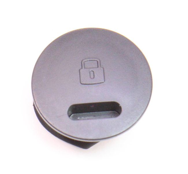 Door Panel Plug Gray 05-08 Audi A4 S4 RS4 B7 - Genuine - 4F0 868 819
