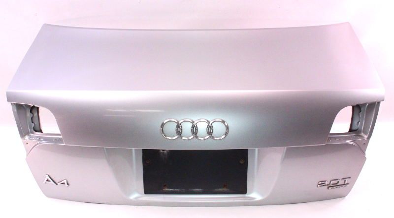 Trunk Deck Lid 05 08 Audi A4 S4 B7 Genuine Ly7w