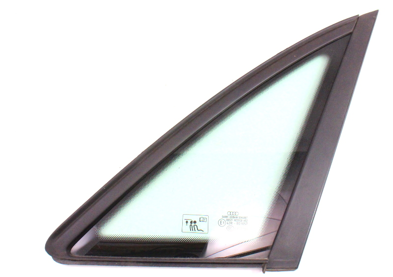 Rh Rear Quarter Window Side Glass 05 08 Audi A4 S4 Rs4 B7