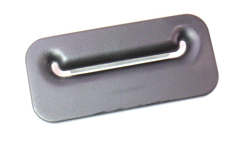 Rear Seat Belt Guide Cover Trim 95-02 VW Cabrio MK3 - Genuine - 1E0 868 529