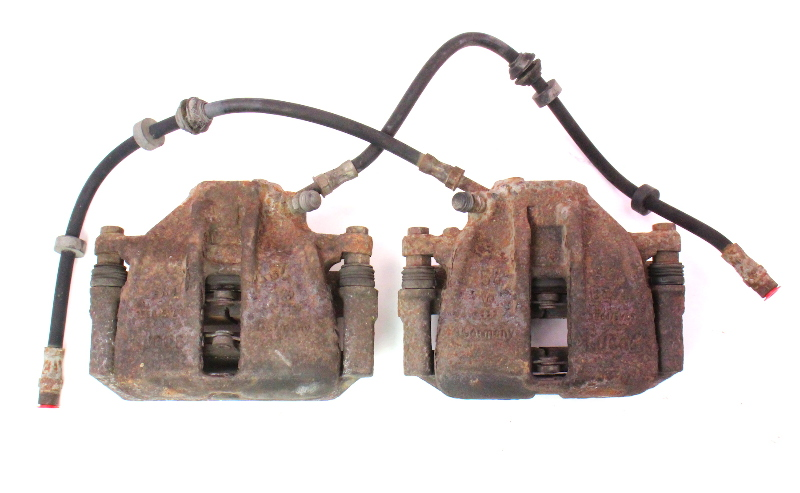Front Brake Calipers Set 93