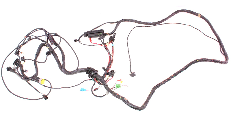 Transmission Amp Abs Wiring Harness Dlz 97 98 Vw Jetta Golf