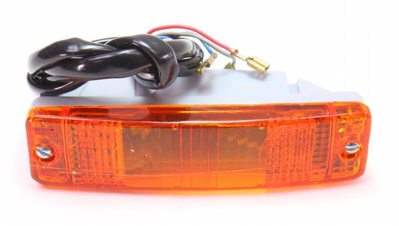 Mexican Market VW Beetle Turn Signal Bumper Parking Lens Lamp - 113 707 049 AK