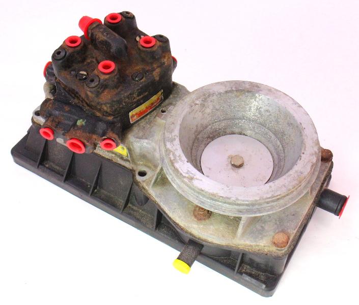 Fuel Distributor Throttle Plate 83 84 Vw Rabbit Gti Mk1