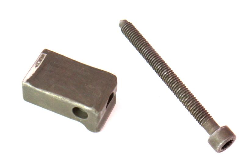 Fuel Injector Bracket Clamp 04-05 Vw Jetta Golf Beetle Mk4 1 9 Bew Tdi