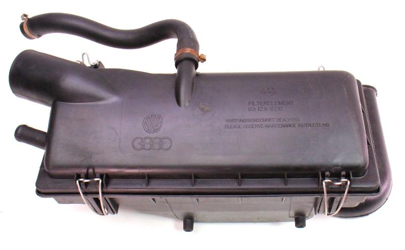 Cp Air Intake Cleaner Box Vw Rabbit Mk Carbureter Genuine
