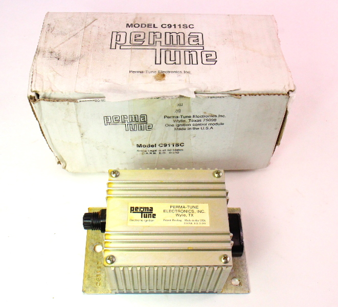 Permatune C911sc Electronic Ignition Porsche 911 Sc T