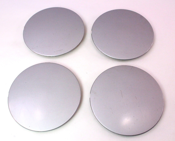 4x Wheel Hub Cap Set Vw Scirocco Mk2 Bottle Caps P Slot - Genuine