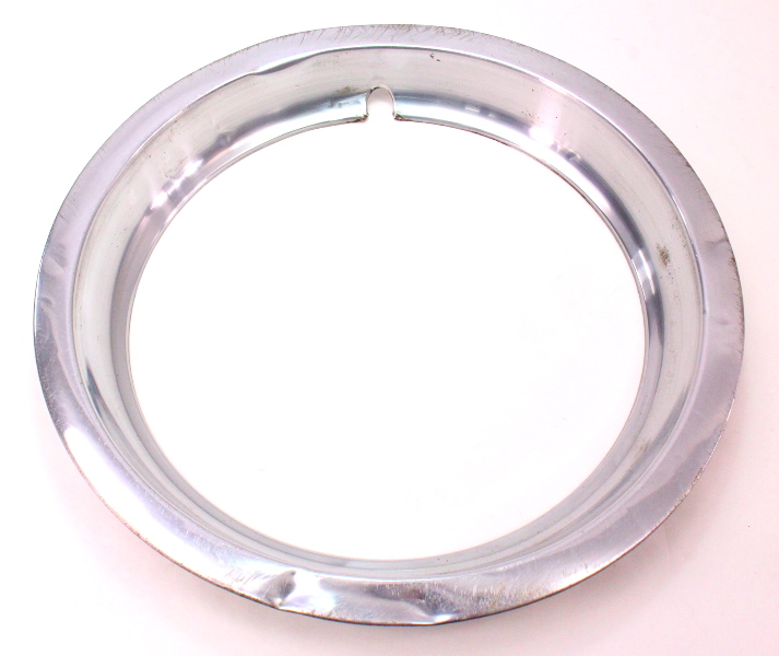 Chrome Wheel Rim Beauty Ring 75-84 VW Rabbit Jetta Pickup