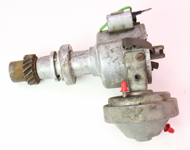 Ignition Distributor Vw Jetta Rabbit Scirocco Mk1