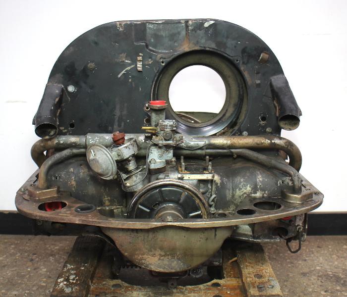 Vw 1600 New Engine: Engine Motor VW Beetle Type 1 Aircooled Vege Motoren