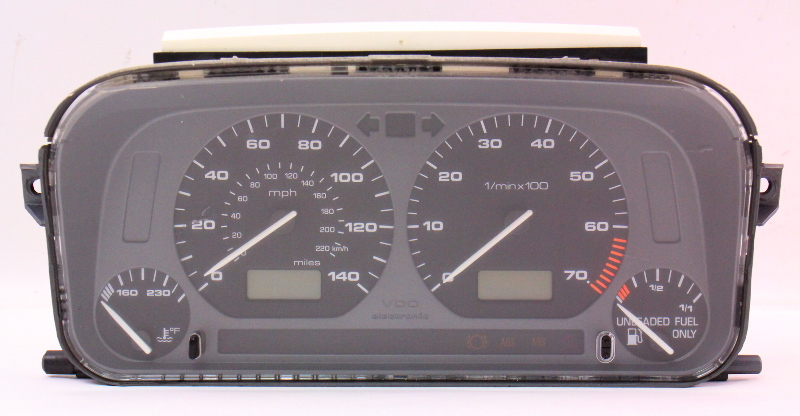 Gauge Instrument Cluster Speedometer 95 96 Jetta Golf