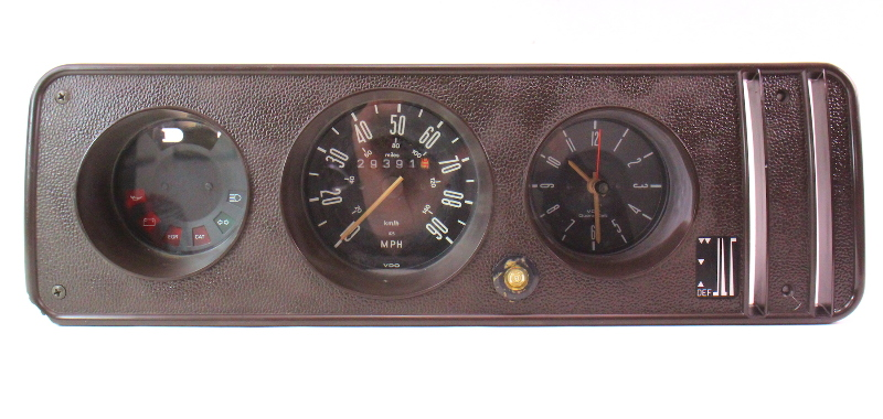 Gauge Cluster Speedometer 1978 Vw Bus Transporter Bay