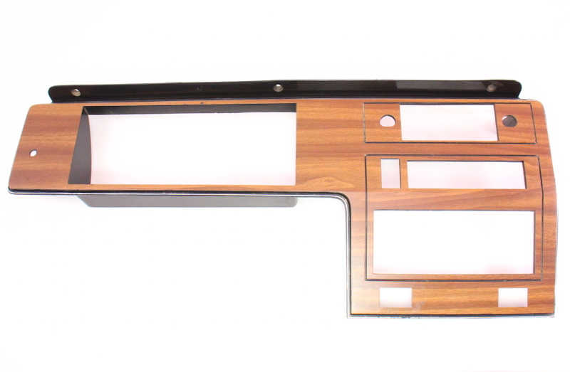 Wood Dash Radio Surround Trim Panel 81 84 Vw Rabbit Pickup
