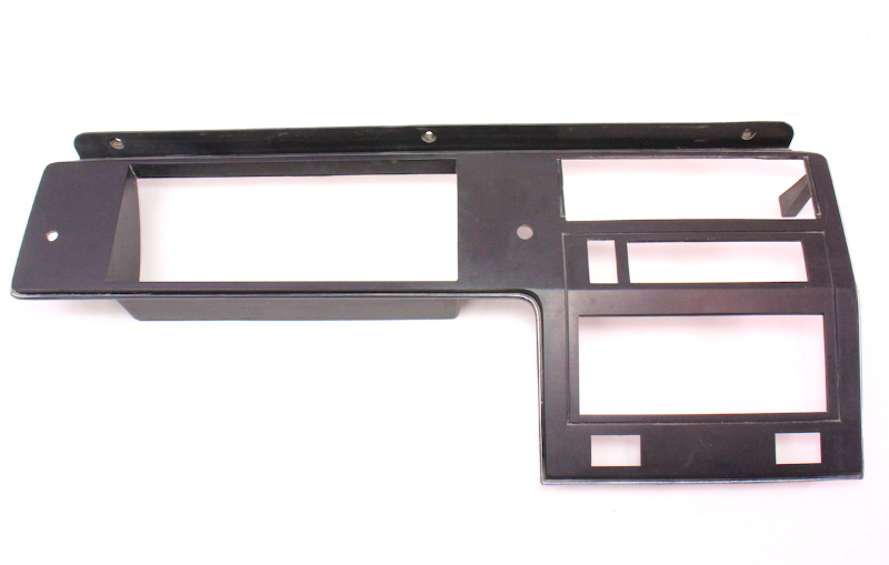 Dash Radio Surround Trim Panel 81 84 Vw Rabbit Pickup Mk1