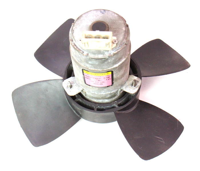 Engine Motor Vw Beetle Type 1 Aircooled Vege Motoren: Electric Radiator Fan 90-94 VW Passat B3 16v