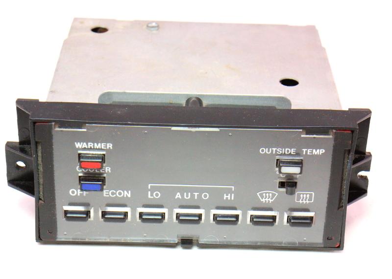Digital Climate Temp Control 84 88 Audi 5000 443 820 043