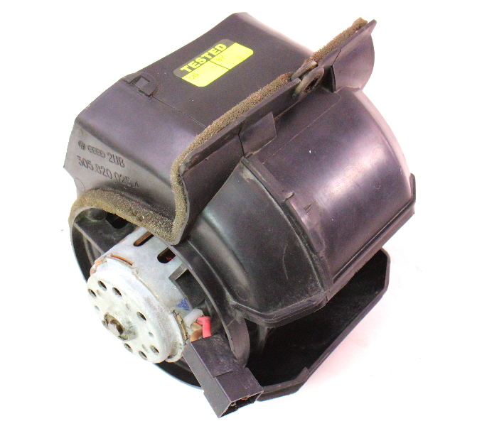 Fan Blower Motor Hvac Heater 87 93 Vw Fox Genuine 305