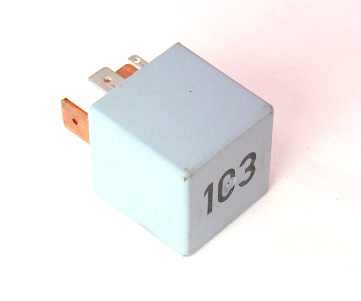relay 103 vw audi jetta golf beetle passat a4 a6 a8 mk3 fuse box distribution box diy