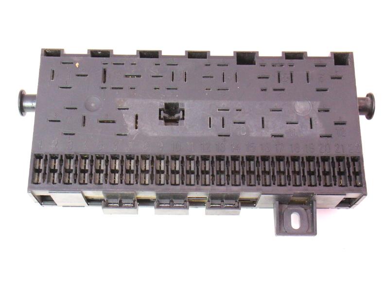 ce1 fuse block box fusebox 85 93 vw rabbit cabriolet. Black Bedroom Furniture Sets. Home Design Ideas