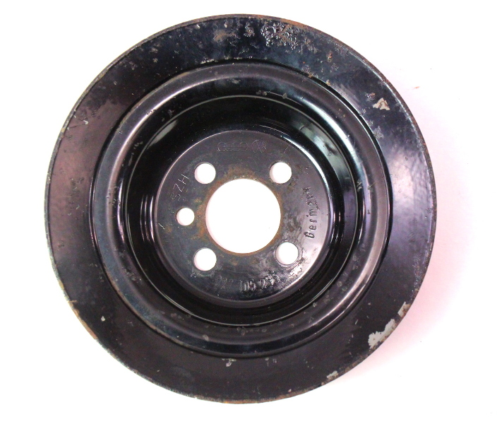Water Pump Crank Pulley VW Cabriolet Rabbit Jetta Golf Mk1 - 027 105 255