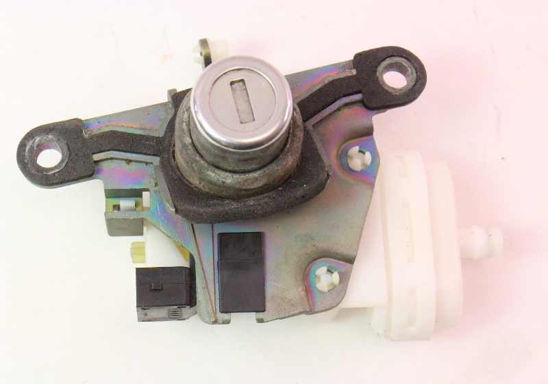 Cp Trunk Lock Assembly Audi A B Genuine D on Condenser Coil For Power Steering