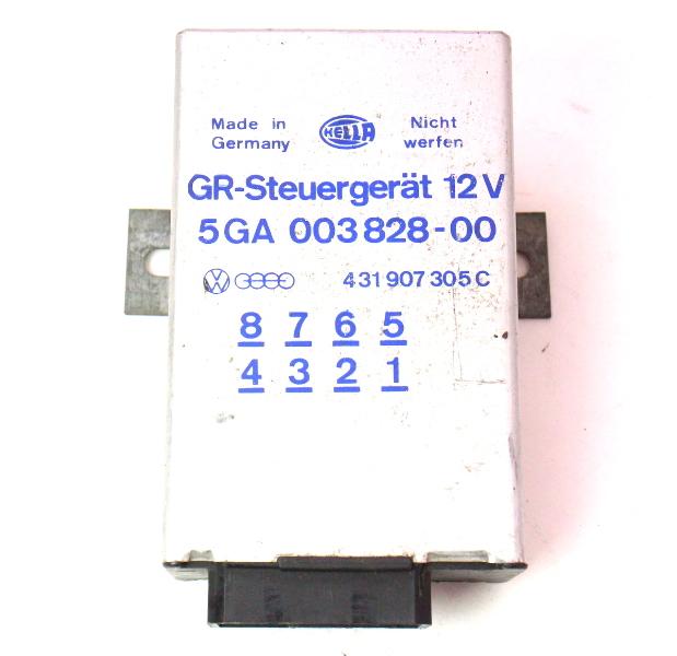 Cruise Control Module Computer VW Jetta Golf Audi 5000 - 431 907 305 C