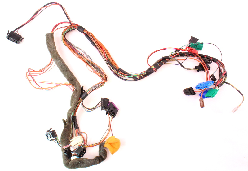 Dash Wiring Harness Vw Jetta Golf Gti Cabrio Mk3 Dashboard Obd